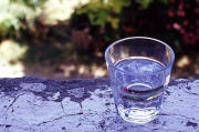 Half empty or half full? It's all in how you look at it. (Photo by micmol )