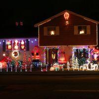 Christmas Lights in Salem